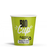 BIO Cup Green PE 150cc 6oz